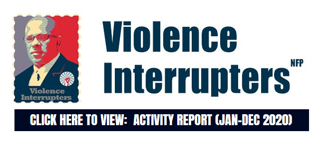 Violence Interrupters, INC Chicago Activity Report (January 2020 –  December 2020)